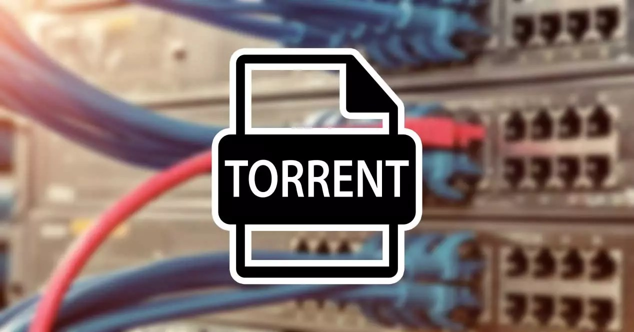 torrent trafico red