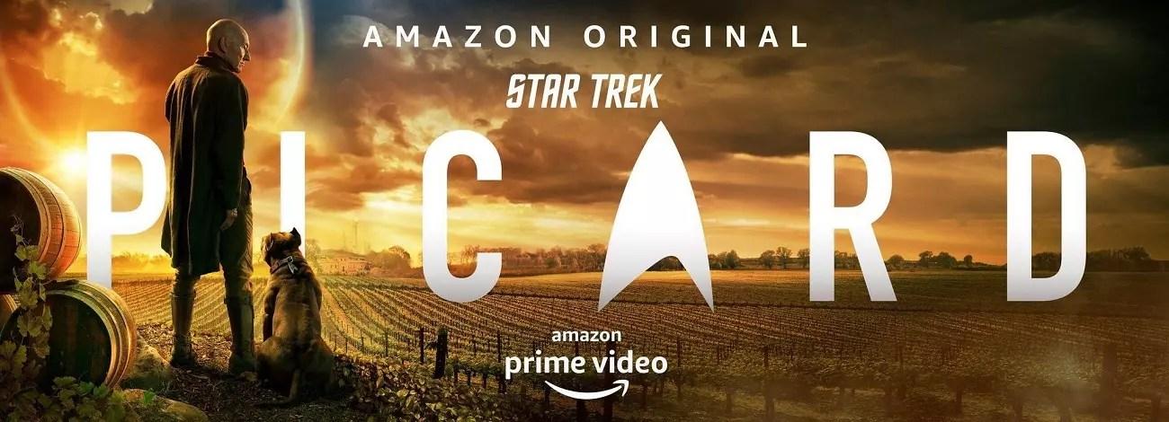 Picard - Series mas esperadas 2020