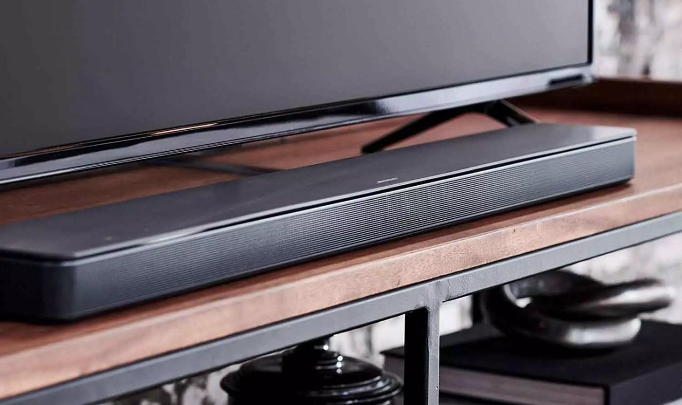 Barra de sonido Bose -Accesorios para Smart TV