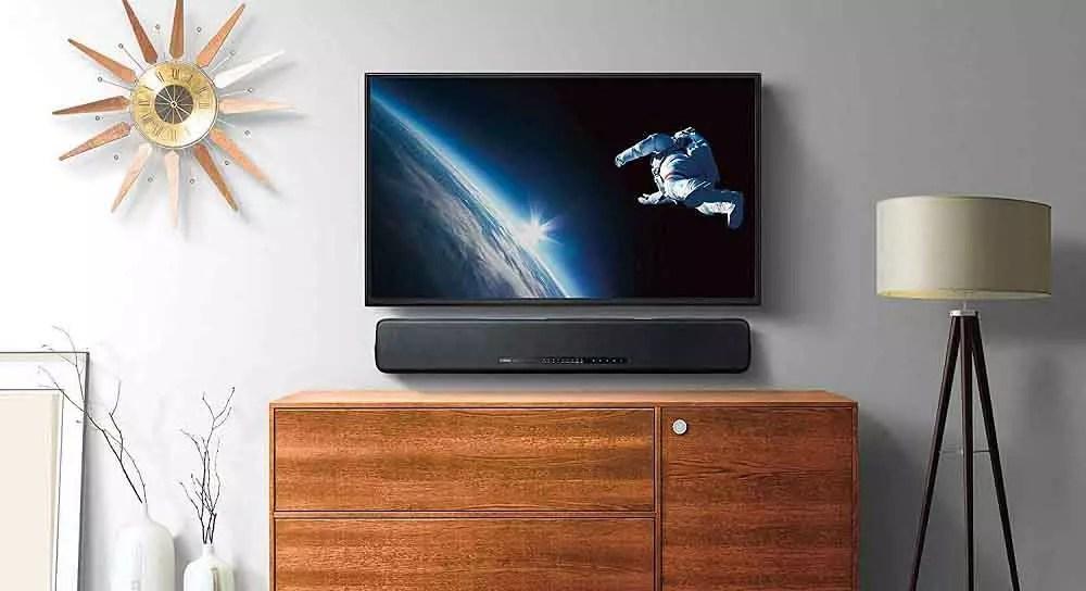 Barra sonido Yamaha - Accesorios para Smart TV