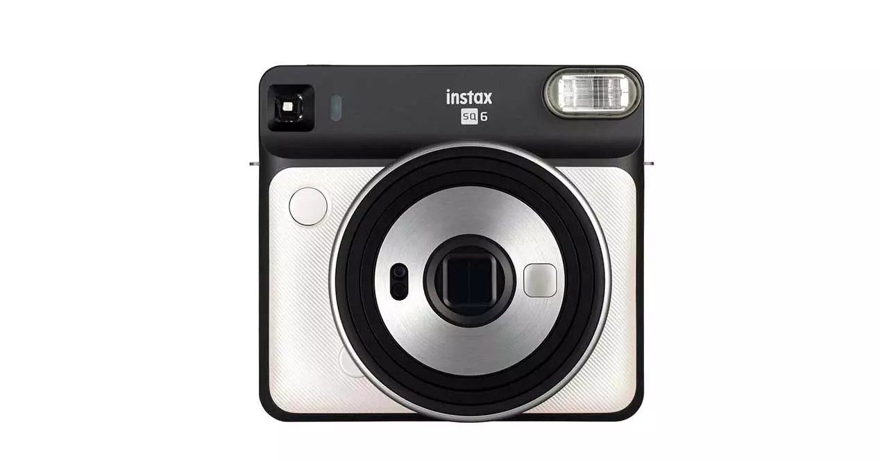Instax SQ6 - Mejores cámaras instantáneas