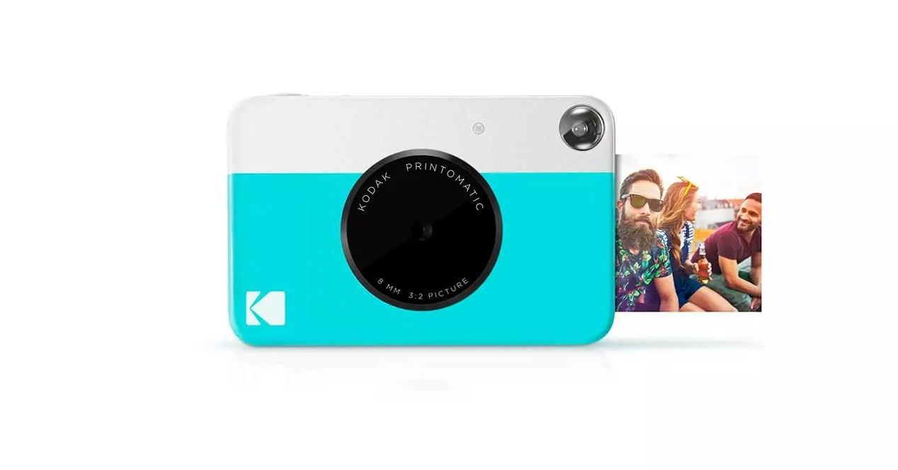 Kodak Printomatic - cámaras instantáneas