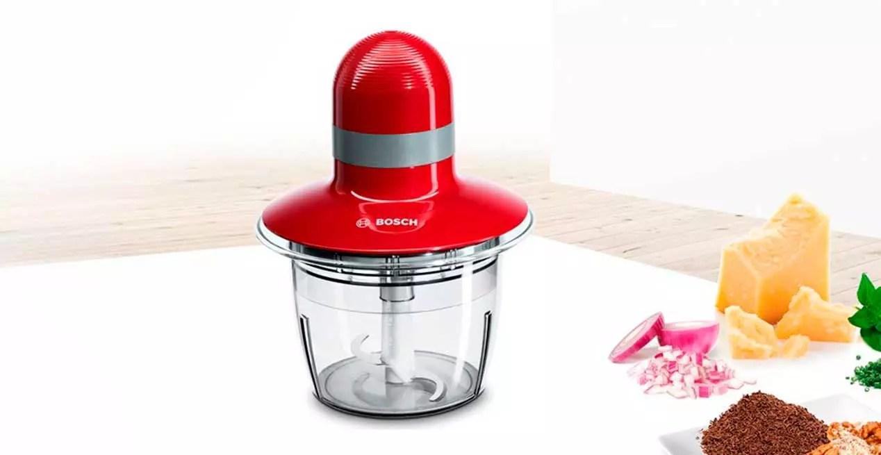 Picadoras - robots de cocina con WiFi