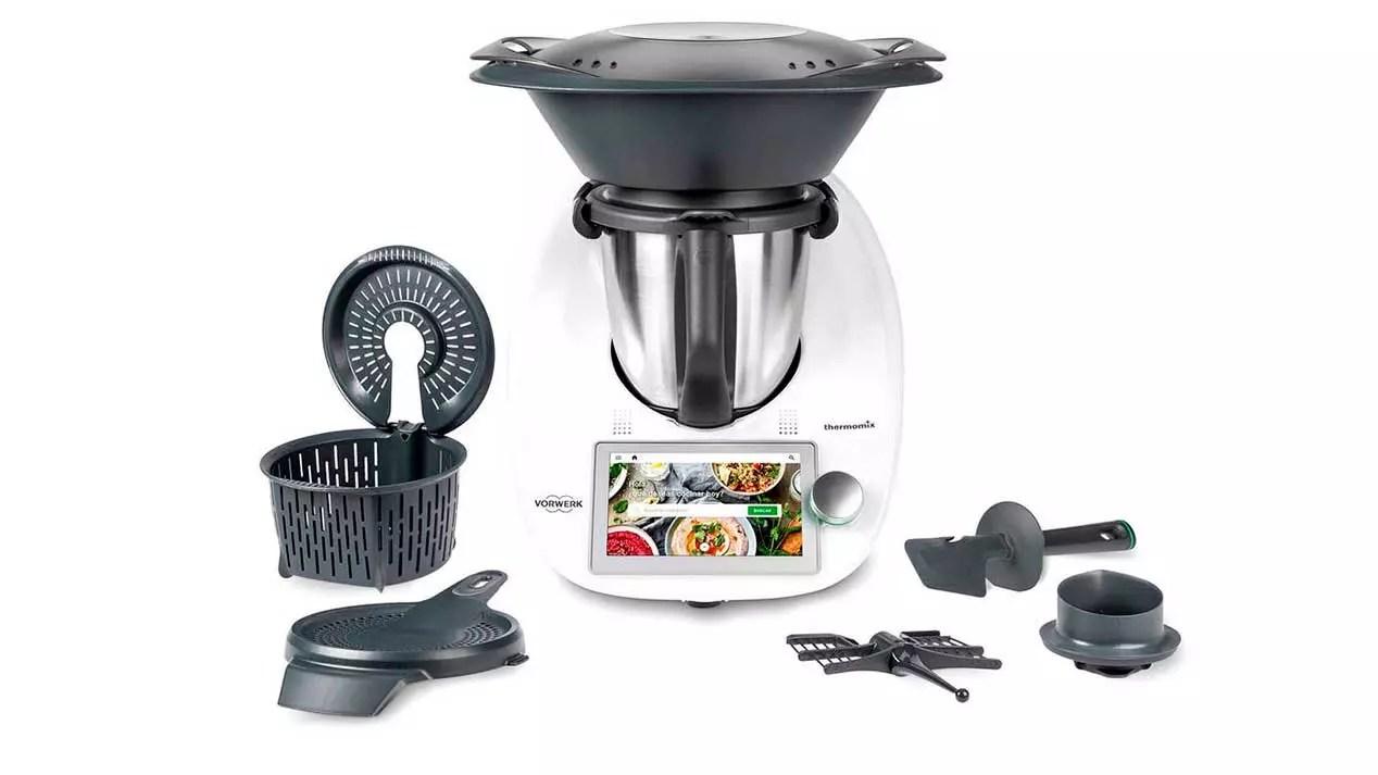 Robots de cocina con WiFi - ThermomixTM6