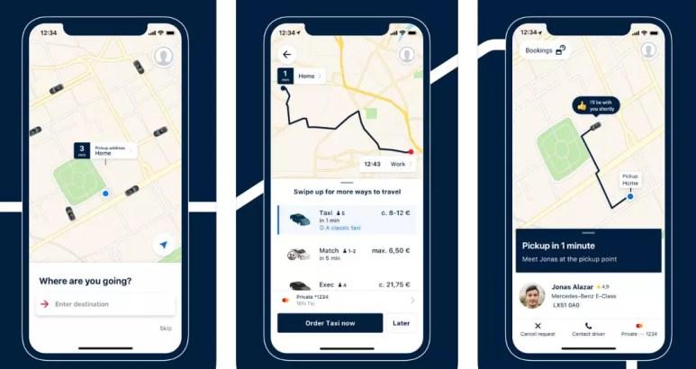 free now apps para viajar