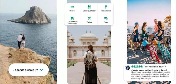 tripadvisor apps para viajar
