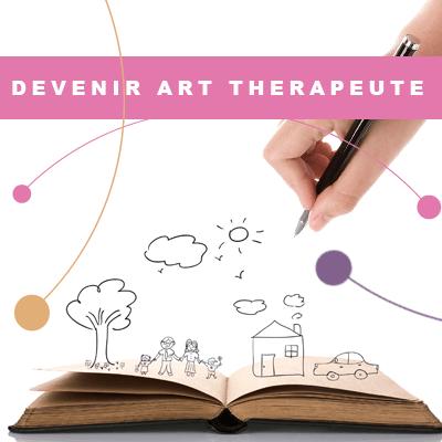 Devenir Art thérapeuthe