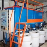 Industrial Waste Water Chemical Treatment Plants