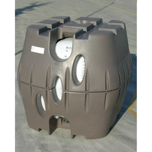 Special Strong IBC Tank 2.980Lt