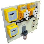 Auto Dosing Systems for Pool Chlorination