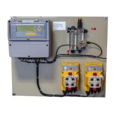 Σύστημα Μέτρησης Ελεύθερου Χλωρίου & pH