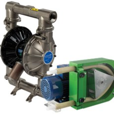 Diaphragm and Peristaltic Pumps