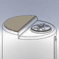 Πλάκα στήριξης mixer ή αντλίας 10/15/20mm