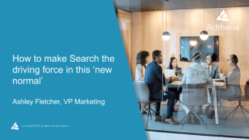 Search Engine Land Webinar