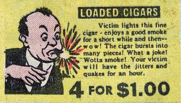Loaded Cigars