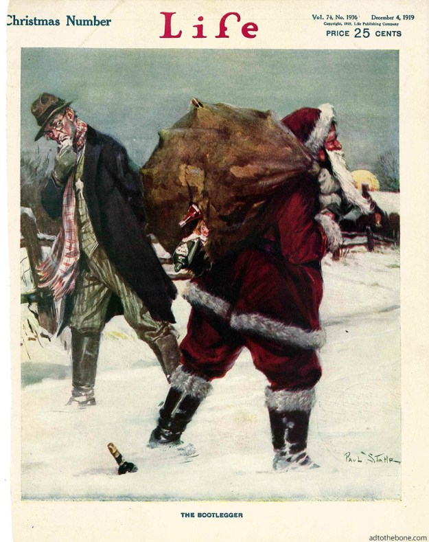 Cover of the December 4, 1919 issue of Life magazine