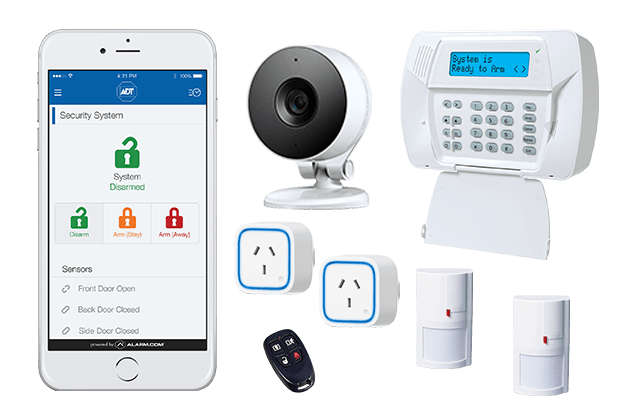 Adt Camera Packages