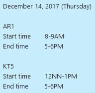 14 Desember 2017
