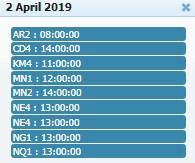 Adu Ayam PW - Jadwal Sabung Ayam 02 April 2019