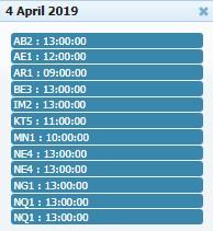 Adu Ayam PW - Jadwal Sabung Ayam 04 April 2019