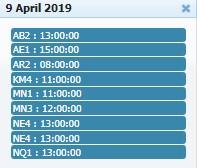 Adu Ayam PW - Jadwal Sabung Ayam 09 April 2019
