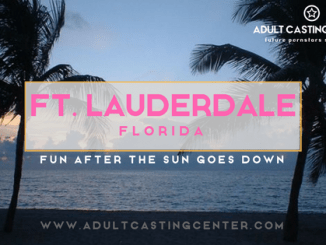 Porn casting in Florida
