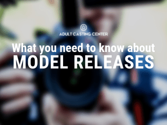 Model Release Info For Porn Shoots