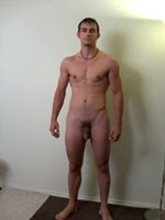 Male - Full nude not erect photo