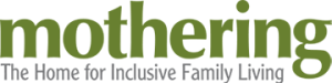 Mothering Magazine logo