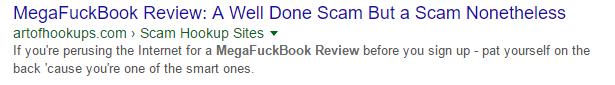 MegaFuckbook.com bad online review 2
