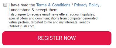 OnlineCrush.com virtual profiles