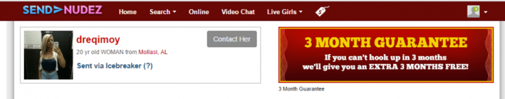 Sendnudez.com-hookup-guarantee