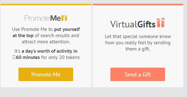 SingleParentMeet.com tokens