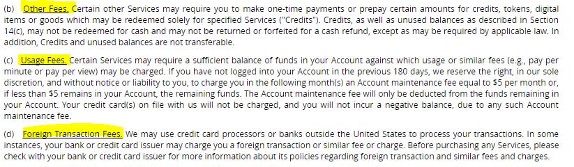 Fuckbook hookups fees