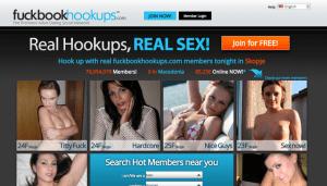 Fuckbook hookups screencap