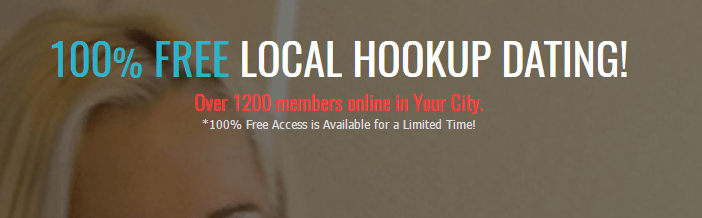 Free Hookup Search 100%