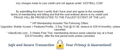 Free Cheaters Hookup vip membership