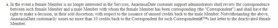 Anastasiabeauties terms