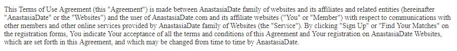 Anastasiabeauties website terms