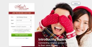 AsianDate.com screencap