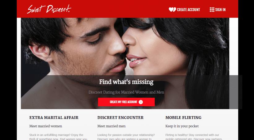 SweetDiscreet.com screencap