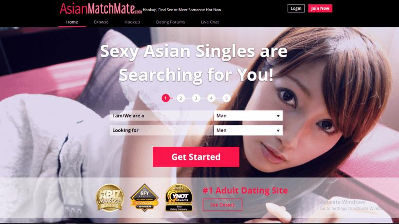 AsianMatchMate.com screencap
