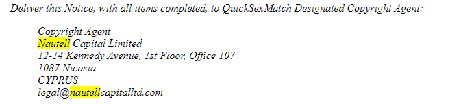 ... the time counter for a promotional membership on QuickSexMatch.com –  all it takes is to pick up through the site provisions and you'll meet with  this: