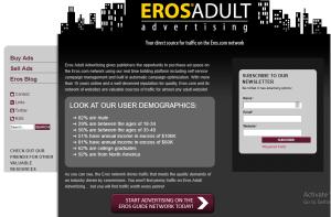 Eros Generous Ad Platform