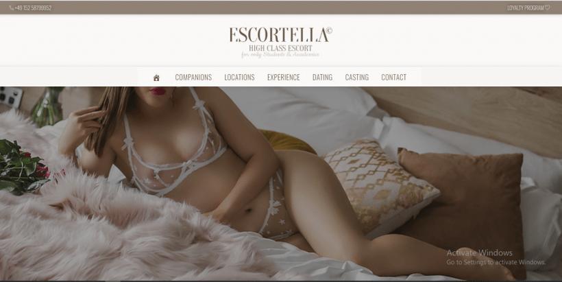 Escortella Review screenshot