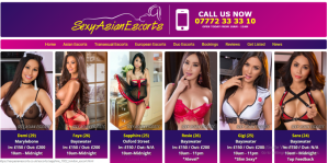Sexy Asian Escorts review