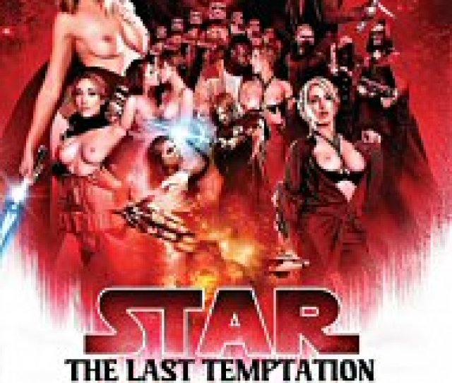 Adult Dvd Star Wars The Last Temptation Parody