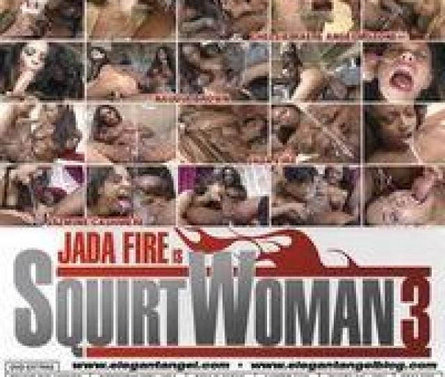 Jada Fire Is Squirtwoman 3 Video
