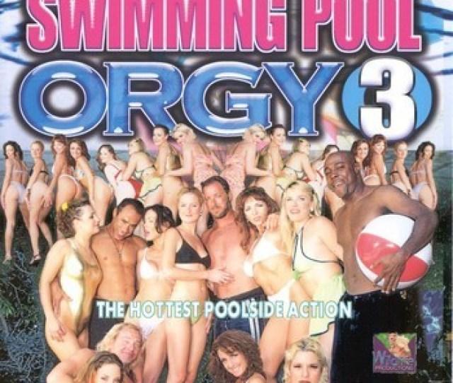 Ultimate Swimming Pool Orgy