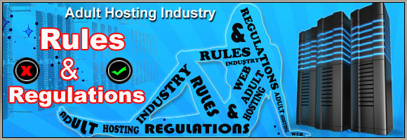 Adult webhosting rules and regulations